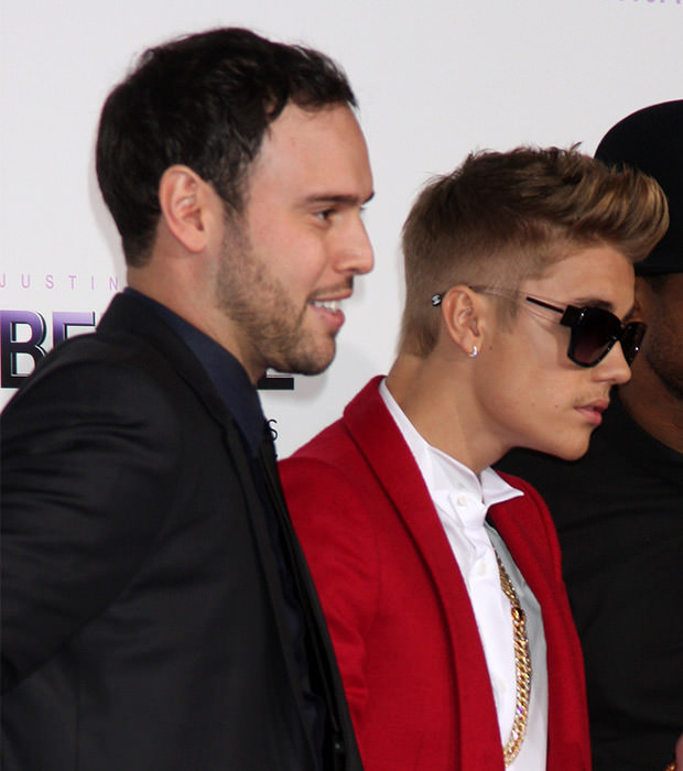 Bieber-s-Manager