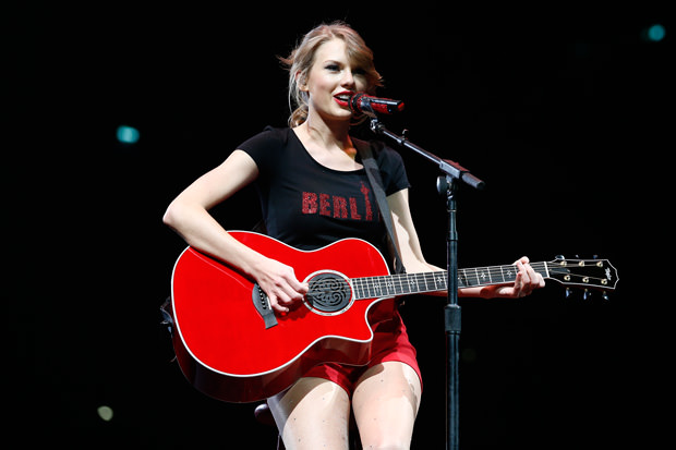 Taylor Swift's RED Tour - Berlin, Germany