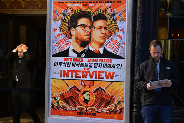 ENTERTAINMENT-US-NKOREA-FILM-THE INTERVIEW