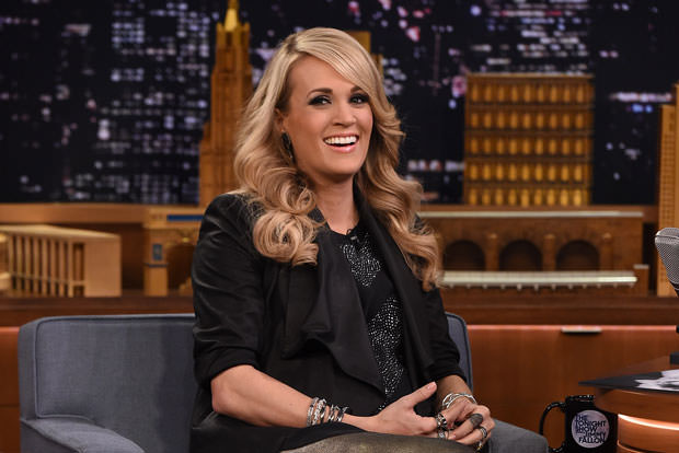 "Carrie Underwood Visits ""The Tonight Show Starring Jimmy Fallon"""