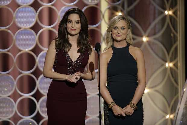 71st Annual Golden Globe Awards - Show